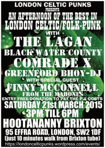 Celtic Punk Invasion