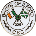 Celtic Badges, Celtic Supporters Club Badges, CSC Badges