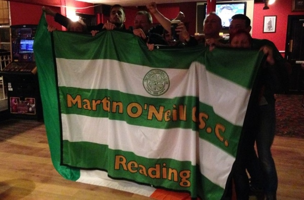 Martin O'Neal CSC Reading