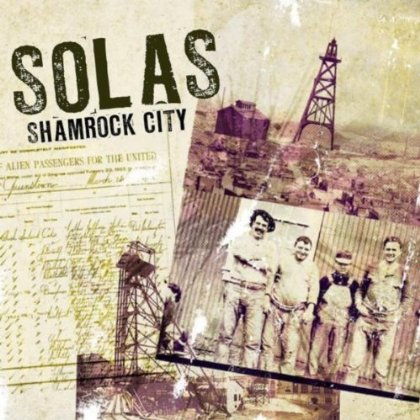shamrock city cover