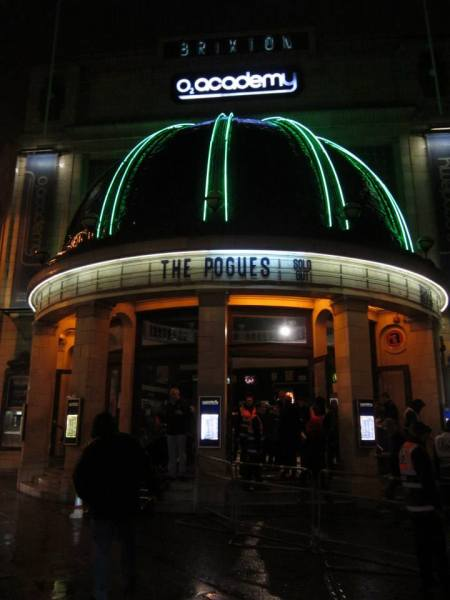 POGUES SOLD OUT