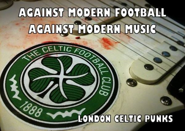 AGAINST MODERN FOOTBALL - AGAINST MODERN MUSIC