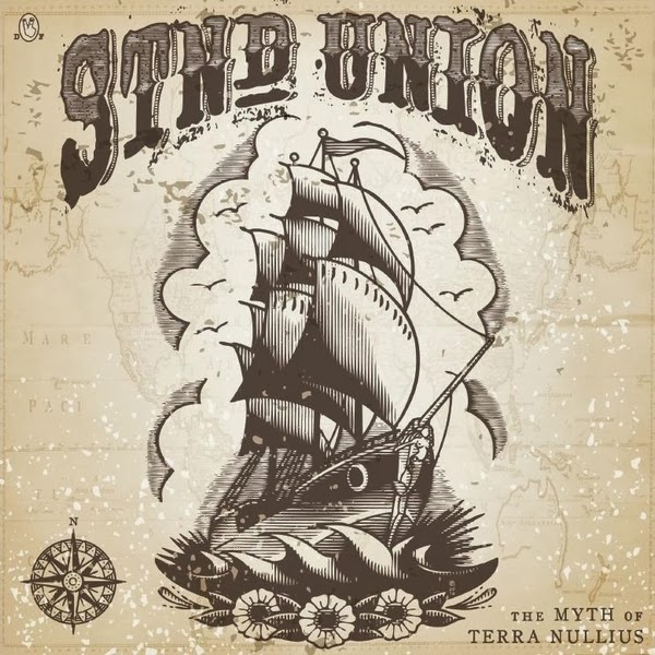 STANDARD UNION EP COVER