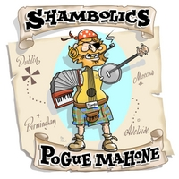 The Shambolics- 'Pogue Mahone' (2014)