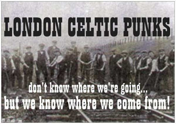London Celtic Punks