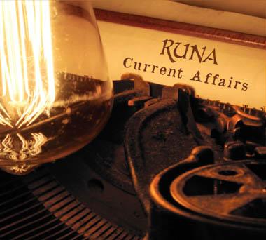 Runa- 'Current Affairs' (2014)