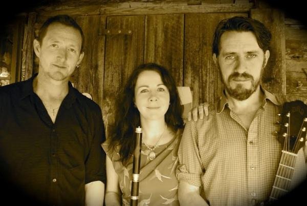 John, Nuala and Eamon