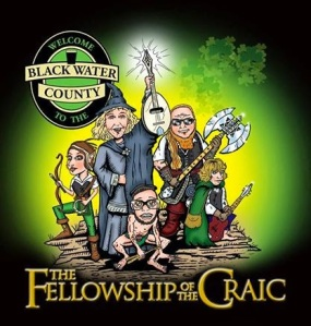 Black Water County-'Fellowship Of the Craic' (2014)