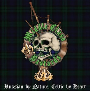 first album from 2013 'Russian By Birth, Celtic By Heart'