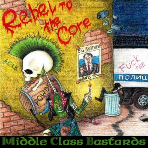 Middle Class Bastards- 'Putin In The Charts Again' (2014)