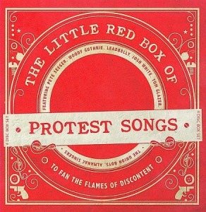 VA - The Little Red Box Of Protest Songs