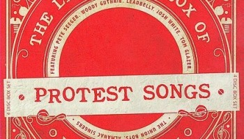 What are you're favourite songs about rebellion/protest from an American artist?