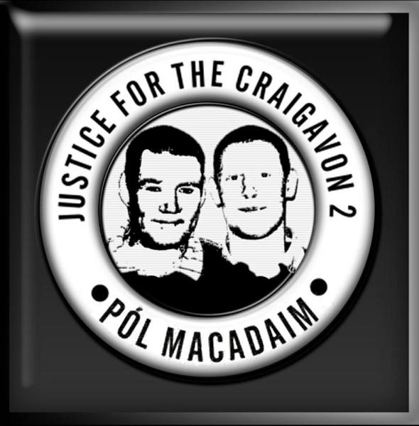 Justice for the Craigavon Two 2