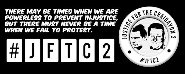 Justice for the Craigavon Two
