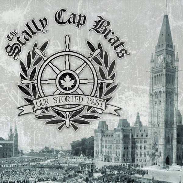 ALBUM REVIEW: THE SCALLY CAP BRATS- 'Our Storied Past' (2015)