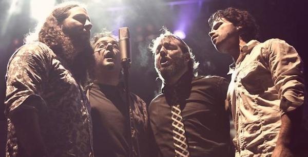 Le Vent du Nord (Rejean, Nicolas, Olivier and Simon)