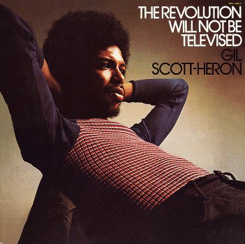 GIL SCOTT-HERON- 'The Revolution Will Not Be Televised' (1974)