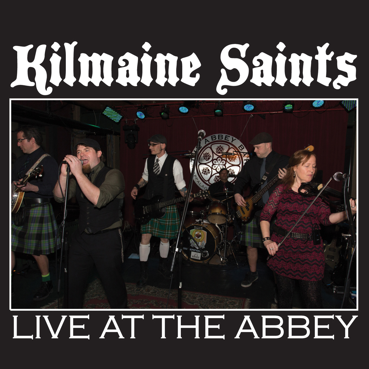 Kilmaine Saints Live At The Abbey