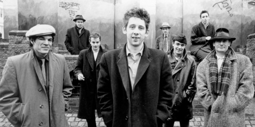 The Pogues Continuity Splash