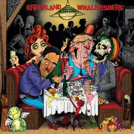 Greenland Whalefishers- 'The Thirsty Cave' (2015)