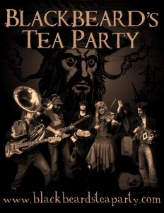Blackbeards Tea Party