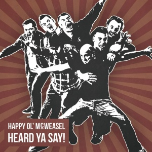 Happy Ol McWeasel