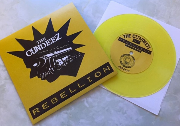 Cundeez- Rebellion 7""