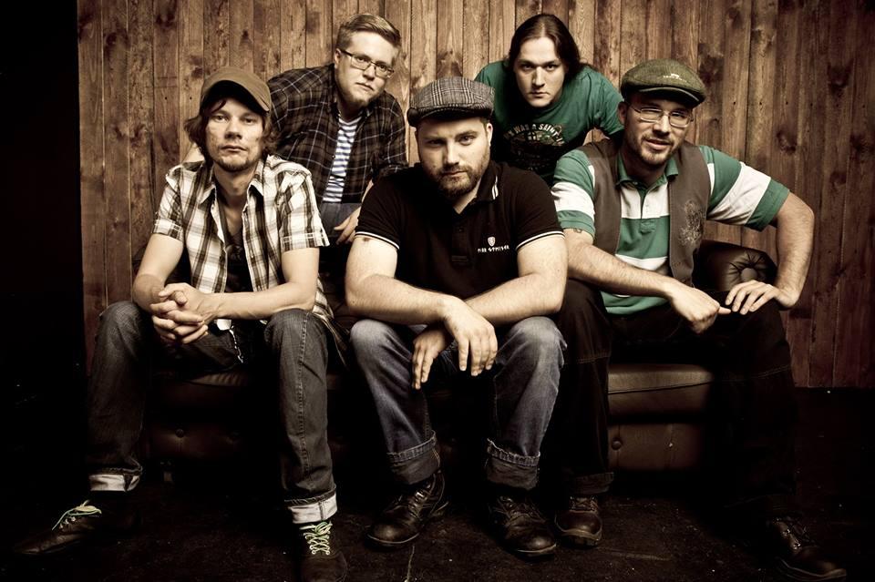 shamrocks-band