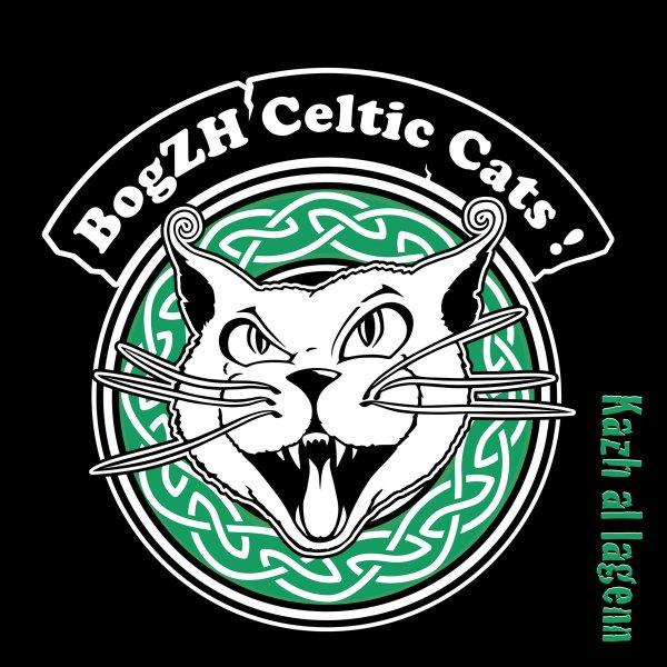 EP REVIEW: BogZH CELTIC CATS!- 'Kazh al Lagenn' (2017