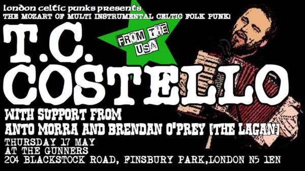 A GREAT NIGHT WITH THE LONDON CELTIC PUNKS 9af783b91