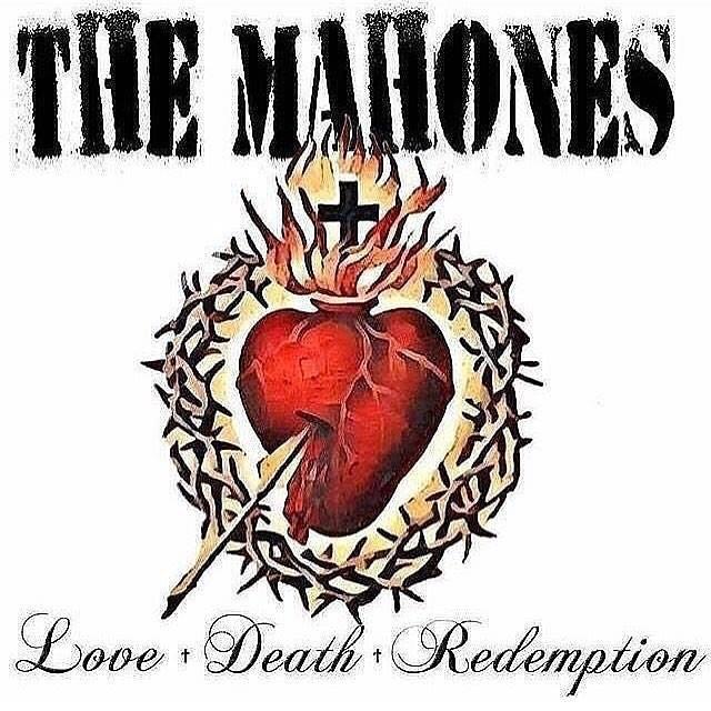 ALBUM REVIEW: THE MAHONES- 'Love + Death + Redemption