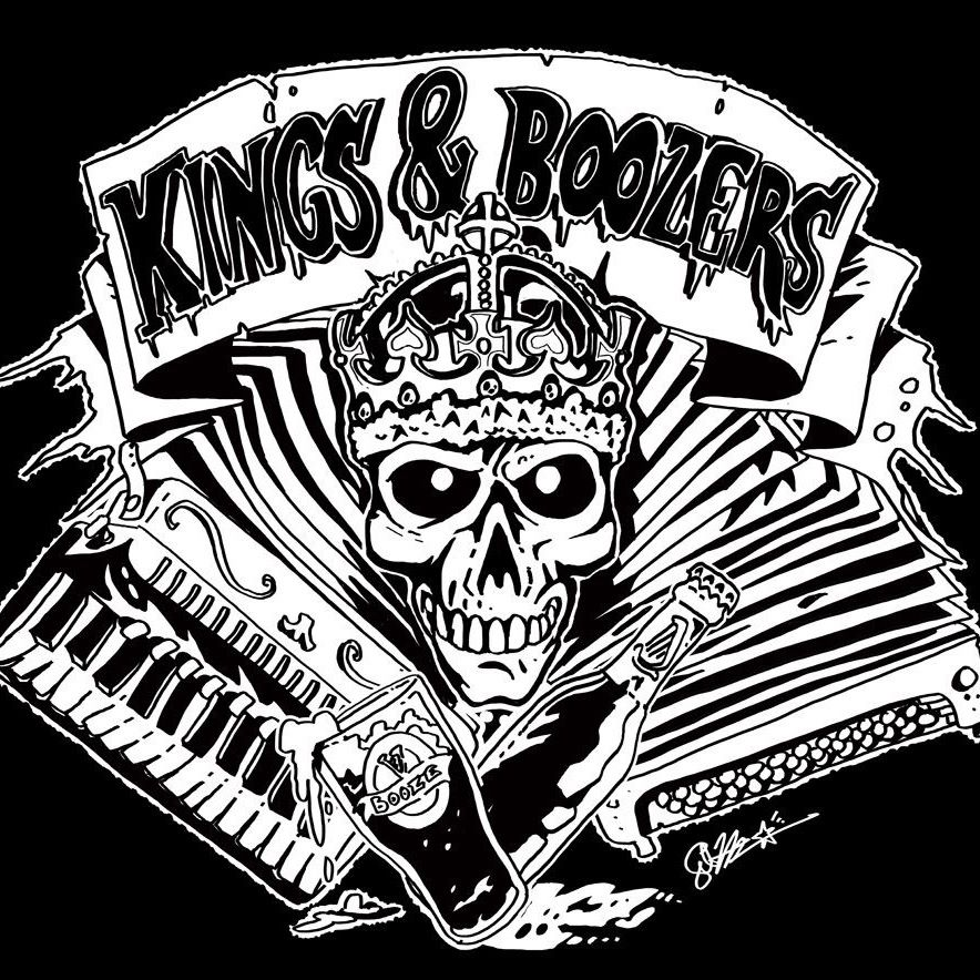 album review kings and boozers still got the booze 2018 Red Rover 400 30492 london celtic punks web zine