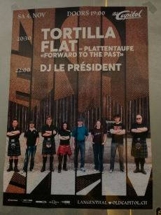 ALBUM REVIEW: TORTILLA FLAT LIVE AT OLD CAPITOL (2019